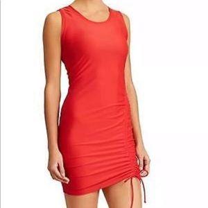Athleta Side Scrunch Dress XL